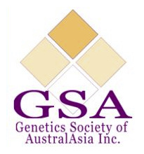 Genetics Society of AustralAsia