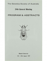 24th General Meeting Melbourne – 1977