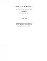 2nd General Meeting Canberra – 1953 (APBGN 4)