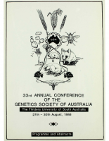33rd Annual Conference Adelaide – 1986