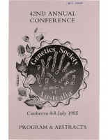 42nd Annual Conference Canberra – 1995